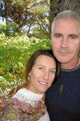 Winemakers Mike and Claudia Weersing produce biodynamic wines.