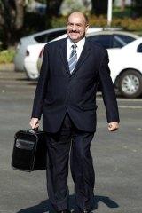 Former Labor MP John D'Orazio.