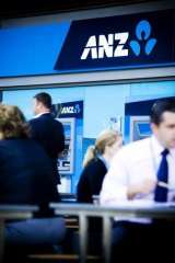 A spokesman for ANZ said the bank had identified behaviour by certain employees that was 'inappropriate' but no one had been dismissed.