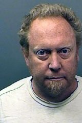 Phillip Ray Greaves is shown in a mug shot.
