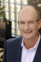 Standing by his comments ... David Koch.