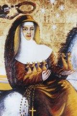 "Visionary nun...avant-garde artist Luke Roberts's depiction of the ""Brown Joeys""."