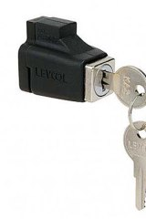 The Levcol lock, $10.