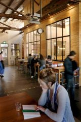 Seven Seeds, winner of best coffee in <i>The Age Good Cafe Guide</i> Awards 2011.