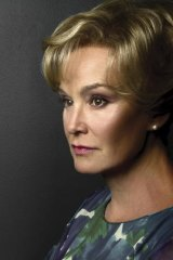 A sultry and sinister Jessica Lange.