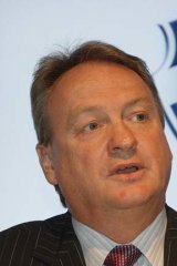 Geelong chief executive Brian Cook.