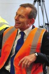 Tony Abbott ... mindless negativity or mindless positivity?