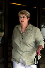 """""""No doubt in my mind"""" … foster sister Lea Bown believes Folbigg is guilty."""