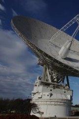 The Deep Space Station 43  antenna at Tidbinbilla.