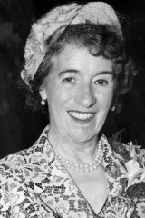 Successful author: Enid Blyton.