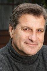 Co-winner: Melbourne author Steven Carroll.