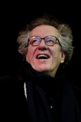 An educated Australian accent: Geoffrey Rush