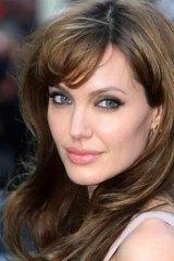 Angelina Jolie - beautiful...but burdened?