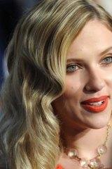 Scarlett Johansson: Forbes' third highest grossing actor for 2014.