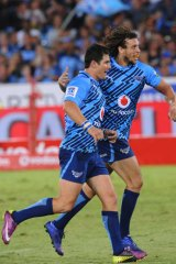 Gone: Morne Steyn and Zane Kirchner.