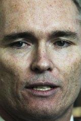 'I am a Labor person' ... Craig Thompson.