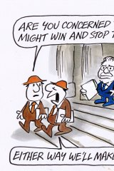 Illutsration: Ron Tandberg.