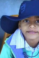 Detainee Ragavan turns 6 today.