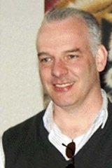 The victim ... Neil Heywood