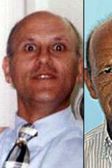 Violent deaths ... Albert, left, and Mario Frisoli, found dead this week.
