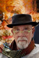 Up close and personal: Chuck Close says art saved his life – twice.
