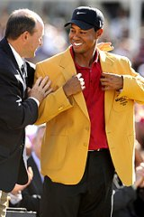 Tiger Woods to contest this year's Masters.