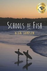 Schools of Fish, by Alan Sampson.