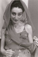 First star: Eugenia Fragos as Paula in the original production of <i>After Dinner</i>.