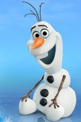 At the centre of a lawsuit ... <i>Frozen</i>'s Olaf.