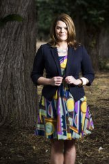 South Australian Greens Senator, Sarah Hanson-Young.