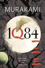 <i>IQ84</i>, by Haruki Murakami (Harvill Secker, $39.95).