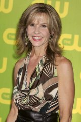 She does a mean Australian accent: Linda Blair today.