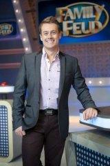 <i>Family Feud</i> host Grant Denyer.