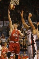 MVP: Hawks guard Rotnei Clarke.
