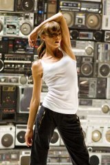 Just two years after finishing 103 episodes as Cassie Turner on Home and Away, Sharni Vinson has the lead role in Step Up 3-D.