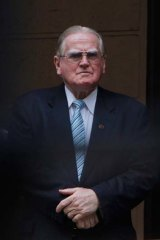 Aiming to help some avoid paying costs ... MP Fred Nile has nullified insurance companies' obligation to pay injured workers' legal costs in full.