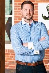 JobAdder founder Brett Iredale.