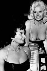 "Sophia Loren has explained her reasoning for giving Jayne Mansfield the side-eye in 1957 because she was concerned ""everything in her dress is going to blow""."