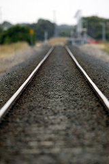 A Rowville train line 'could not be provided for at least a decade', according to the study.