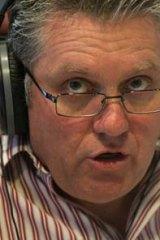 Carlton's former radio rival: Ray Hadley.