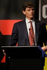 Seven managing director Peter Gammell.