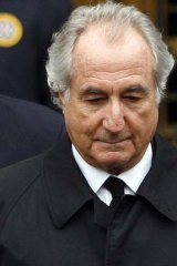 Jailed for 150 years ... Bernie Madoff