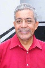 Brutally killed: Ygnacio Lopez Mendoza.