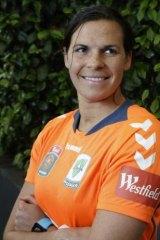 Injury blow: Lydia Williams.