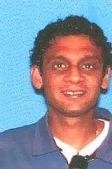 Karthik Rajaram shot dead his family before turning a gun on himself.