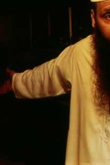 Jailed preacher Abdul Nacer Benbrika.
