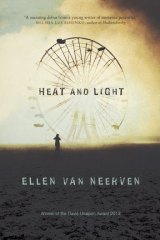 Prize winner: Two novellas and 10 short stories constitute Heat and Light by Ellen van Neerven.