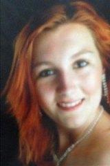 Murdered British teenager Georgia Williams.