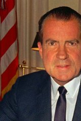 """Richard Nixon in 1969: """"The Italians, of course, those people course don't have their heads screwed on tight..."""""""