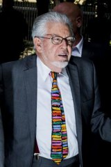 Rolf Harris has reportedly been moved to another jail after being bullied.
